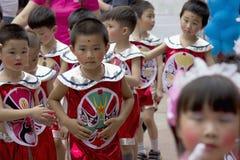 Représentation de jour des enfants s Image stock