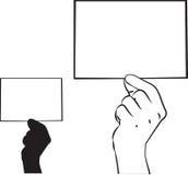 Représentation de la carte Illustration de Vecteur
