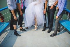 Représentation des chaussures photos libres de droits