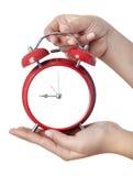 Représentation du temps Photographie stock libre de droits