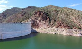 represa Fotos de Stock