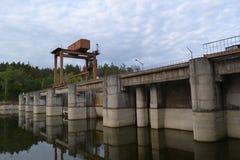A represa imagens de stock