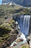 Represa de Gloriettes nos Pyrenees franceses Imagens de Stock Royalty Free