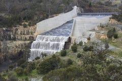 Represa de Googong imagens de stock