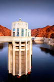 Represa de Hoover Imagem de Stock Royalty Free
