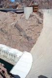 Represa de Hoover Fotos de Stock Royalty Free