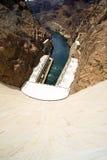 Represa de Hoover foto de stock