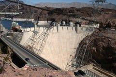 Represa de Hoover Fotos de Stock