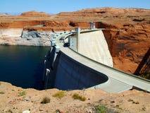 Represa de Hoover do lado direito Fotos de Stock