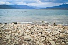 Represa de Humocaro Foto de Stock Royalty Free