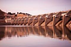 Represa de Nimbus Foto de Stock