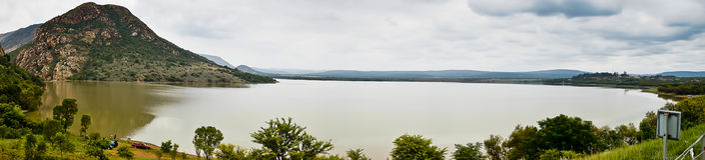 Represa de Olifantsnek Foto de Stock Royalty Free