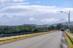 Represa de Pantabangan Imagens de Stock Royalty Free
