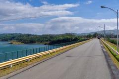 Represa de Pantabangan Imagem de Stock Royalty Free