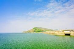 Represa de Ubolrat, Tailândia Fotos de Stock Royalty Free