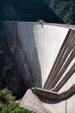 Represa de Val Verzasca Foto de Stock Royalty Free