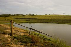 Represa de Wivenhoe Fotos de Stock