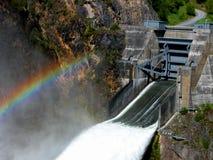 Represa do limite - Washington Fotos de Stock