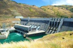 Represa, Queenstown, Nova Zelândia Imagens de Stock Royalty Free