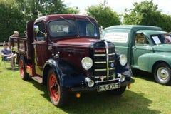 REPRESENTAÇÃO HISTÓRICA de BROMLEY de VIAJAR DE AUTOMÓVEL A feira automóvel clássica de um dia a mais grande no mundo! Fotografia de Stock Royalty Free