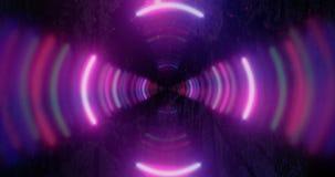 representación 3d Fondo fantástico de partículas que brillan intensamente brillantes en espacio profundo Flashes eléctricos brill stock de ilustración
