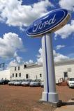 Representación de Ford en Dakota del Norte Imágenes de archivo libres de regalías