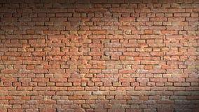 Representación de la pared de ladrillo 3d Fotos de archivo