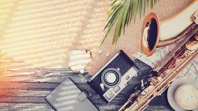 Representación del verano 3d imágenes de archivo libres de regalías