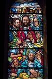 Representación religiosa de la vida de Jesus Christ Fotografía de archivo