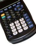 Representando graficamente a calculadora Fotografia de Stock Royalty Free