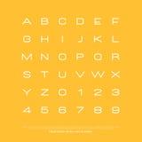 Representante amarelo ilustração do vetor