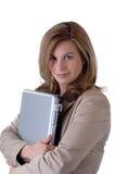 Representante atrativo das vendas Foto de Stock
