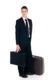 Representante de ventas, viajero Imagenes de archivo
