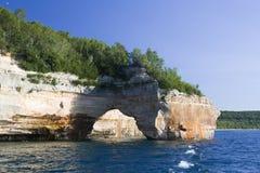 Representar-rochas Fotografia de Stock