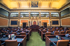 Representatives Chamber of the Utah State Capitol Royalty Free Stock Image