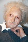 Albert Einstein arkivbilder