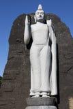 Reproducción de Aukana Buddha, Sri Lanka Imagen de archivo