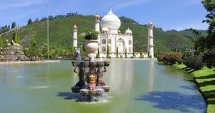 Reproducción de Bogotá Jaime Duque Park Taj Mahal metrajes