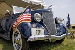 Reproducción de Franklin D. Roosevelt Imagenes de archivo