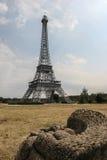 Reproducción de la torre Eiffel Foto de archivo libre de regalías