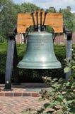 Reproducción de Liberty Bell Fotos de archivo