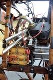 Reproductie van Bleriot XI Stock Foto