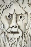 Reproductie van mond van Waarheid in Rome Royalty-vrije Stock Afbeeldingen
