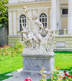 Reproduction de marbre de sculpture Images stock