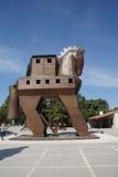 Reproduction de Trojan Horse Photographie stock