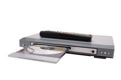 Reproductor de DVD Imagen de archivo libre de regalías