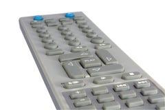 Reproductor multimedia del panel de control  Foto de archivo