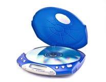 Reprodutor de CDs fotografia de stock
