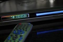 Reprodutor de DVD imagens de stock