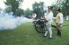 Repromulgación revolucionaria histórica de la guerra, Imagen de archivo libre de regalías